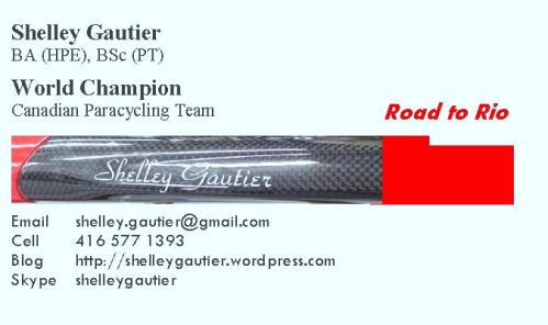 Shelley business card