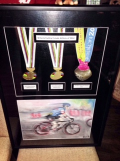 Ontario Cycling Female Athlete of 2014