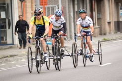 Belgium road race